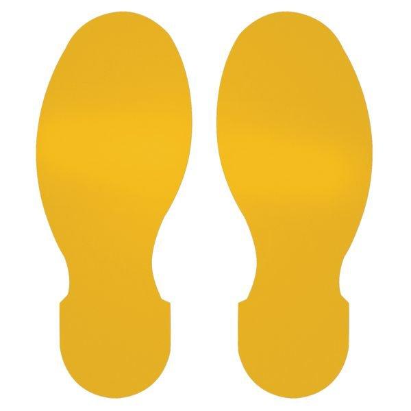 Fußabdrücke - BRADY TOUGHSTRIPE Bodenmarkierungen
