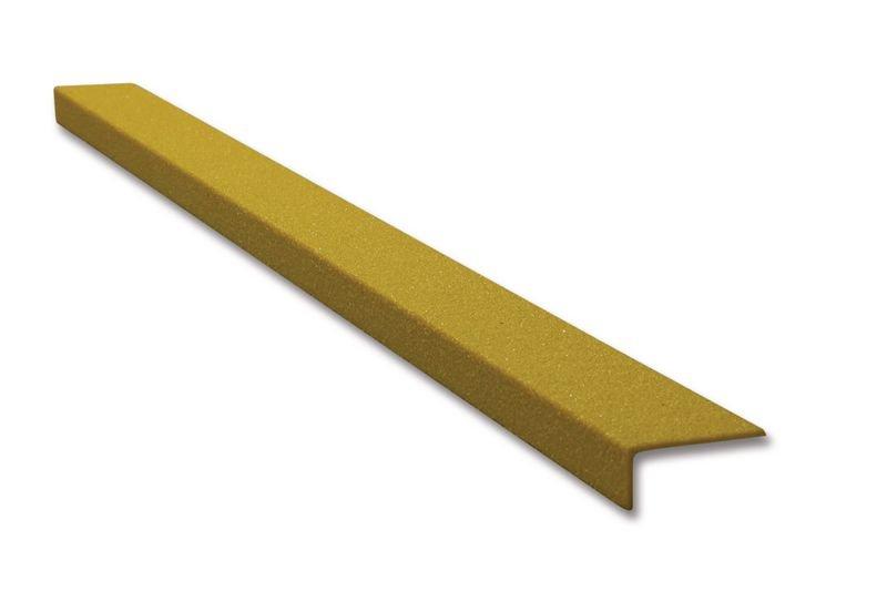 GFK-Antirutsch-Treppenkantenprofile, farbig, R13
