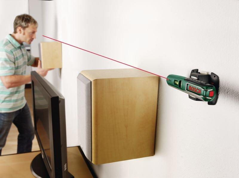 Bosch Laser-Wasserwaagen - Werkzeuge