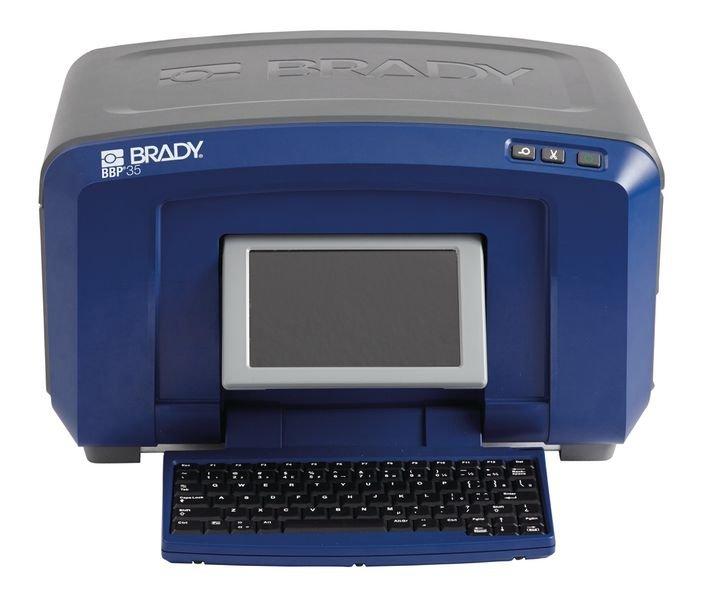 Brady Multicolourdrucker BBP 35 ohne Plotter - Beschriftungsgeräte und Zubehör