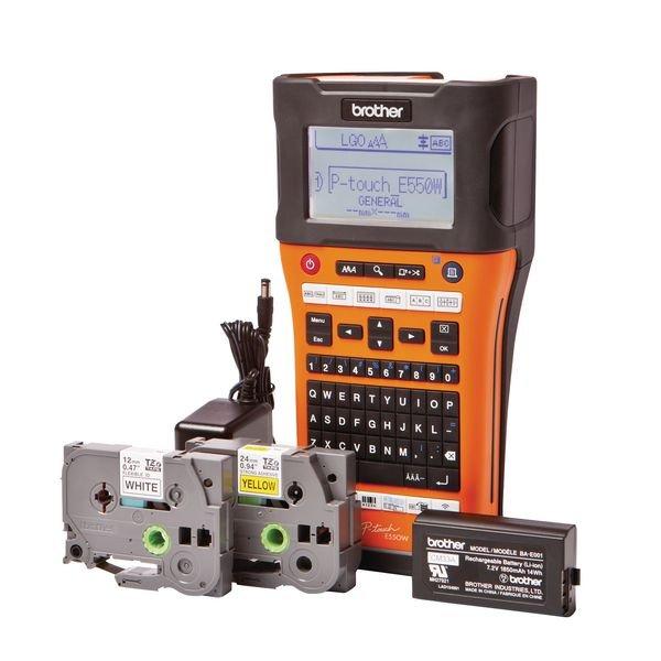 Brother Industrie Beschriftungsgeräte PT-E550WVP