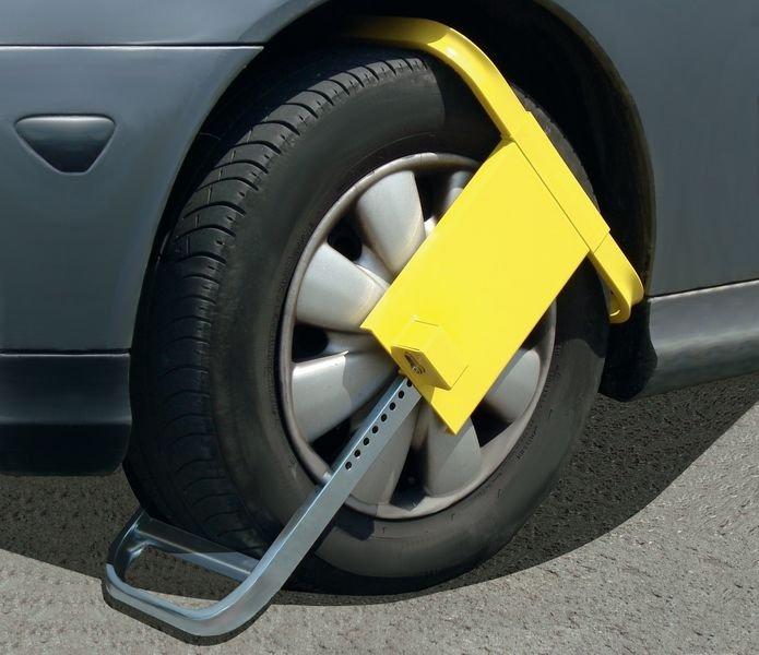 Parkkrallen für PKW