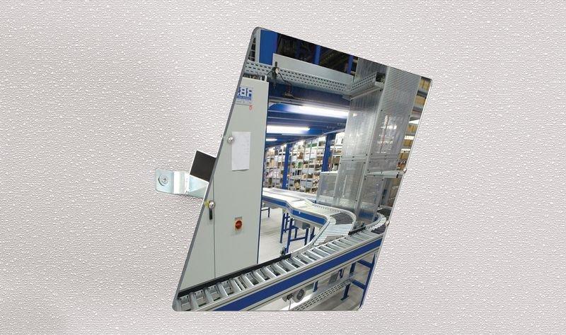 Spiegel zur Produktionsüberwachung