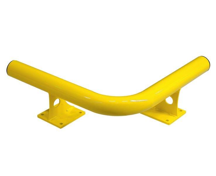 Rammschutz-Barrieren, Außen- und Innenecke