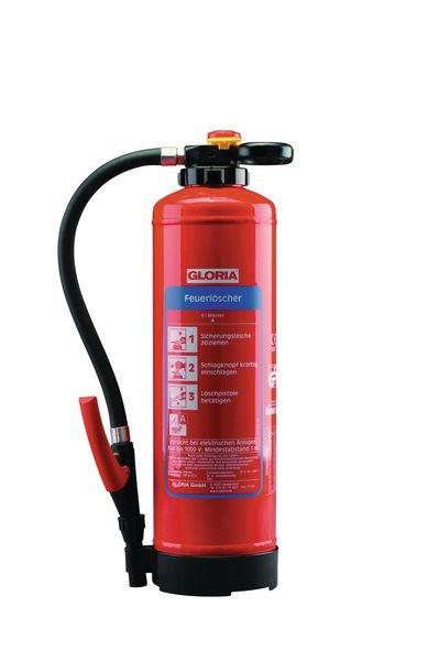 GLORIA Wasser-Aufladelöscher, Brandklasse A, DIN EN 3
