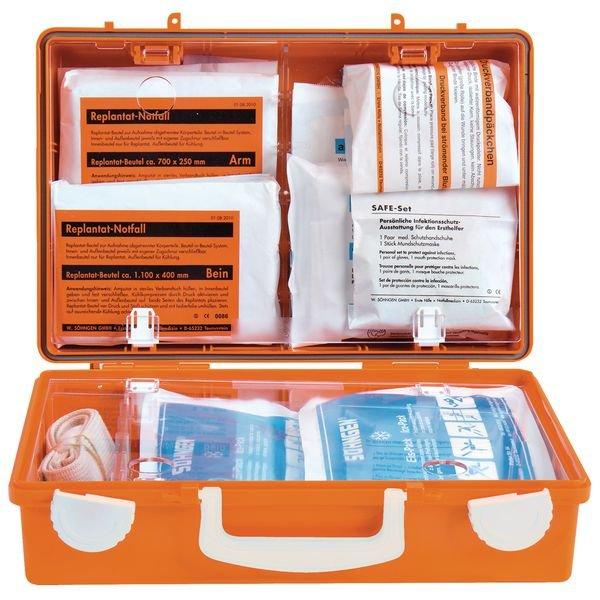 SÖHNGEN Replantat-Notfallkoffer - Erste Hilfe und Hygiene