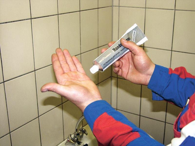 Handwaschpaste, spezial