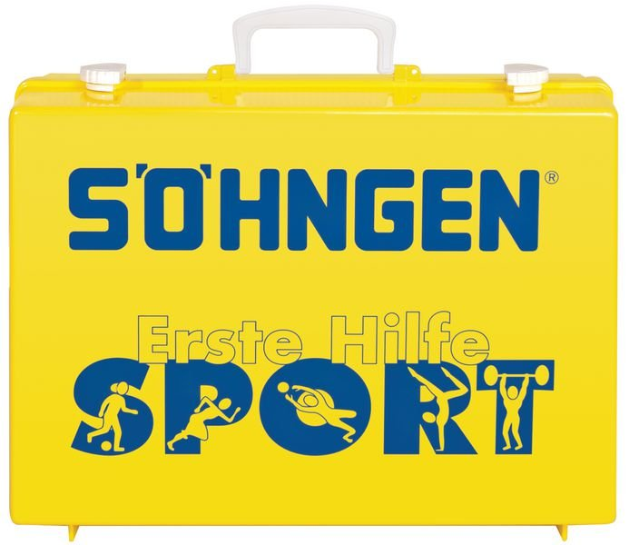 SÖHNGEN Erste-Hilfe-Koffer Multisport, DIN 13157