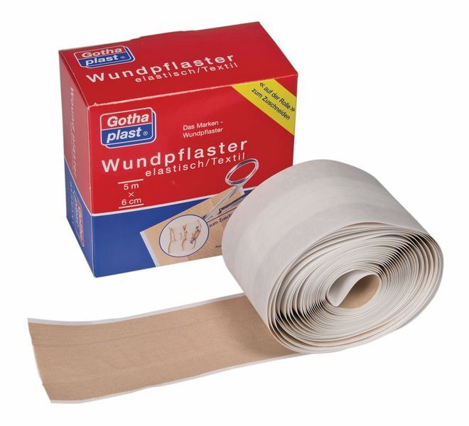 Gothaplast® Wundpflaster, Elastisch