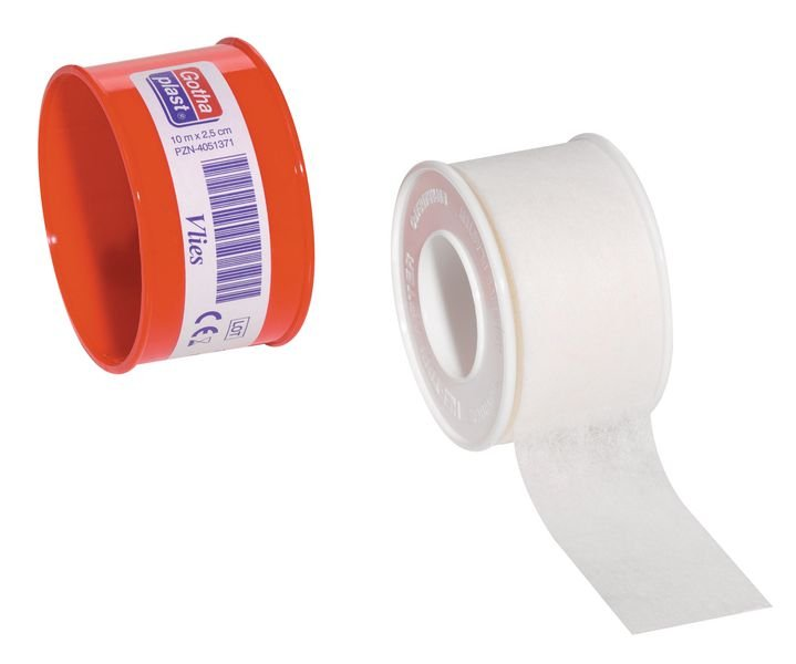 Gothaplast® Heftpflaster, transparent
