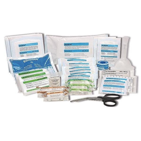 SÖHNGEN Nachfüllpackungen für Erste-Hilfe-Koffer Extra, Büro und Handwerk, DIN 13157