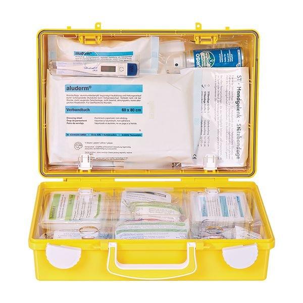SÖHNGEN Erste-Hilfe-Koffer Extra Plus für Büro, DIN 13157
