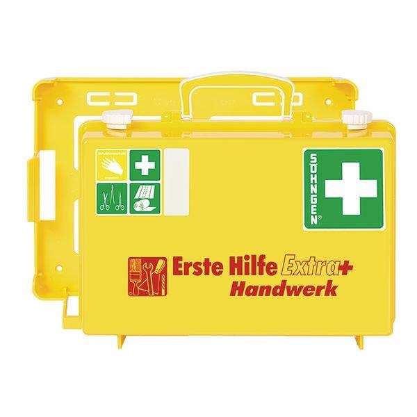 SÖHNGEN Erste-Hilfe-Koffer Extra Plus für Handwerk, DIN 13157
