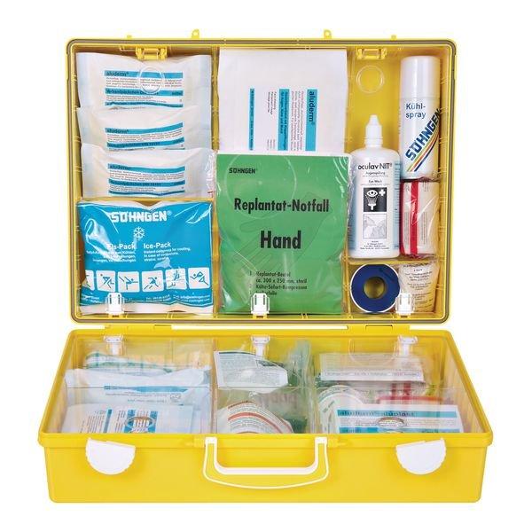 SÖHNGEN Erste-Hilfe-Koffer Extra Plus für Industrie, DIN 13157