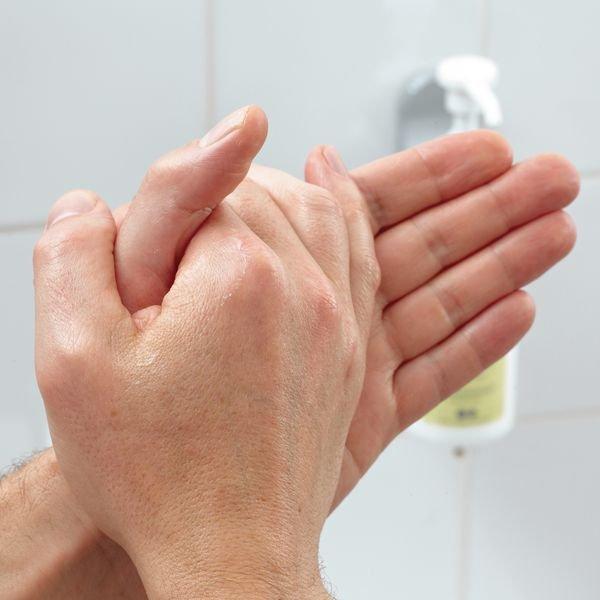 HARTMANN Hygiene-Handschutz-Salbe - Desinfektionsmittel und Desinfektionsspender