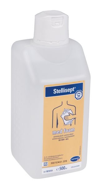 HARTMANN Reinigungsschaum - Antimikrobielle Körperwaschung