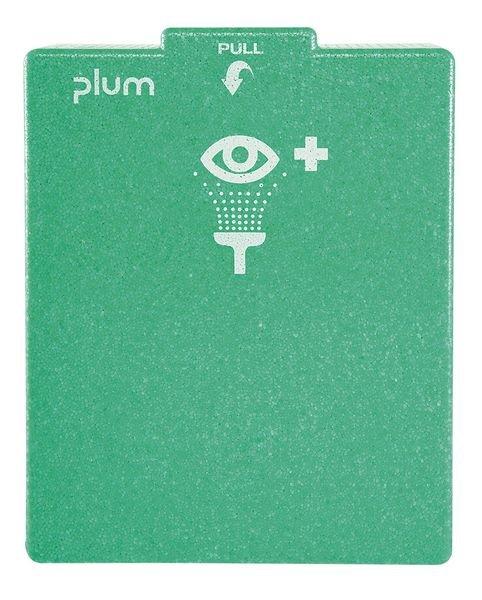 Plum Augenspülwandbox, leer