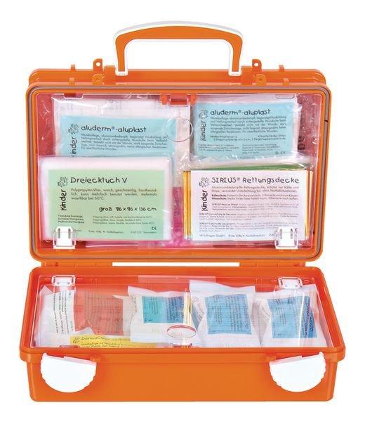 SÖHNGEN Erste-Hilfe-Koffer JOKER, für Kinder - Erste-Hilfe-Koffer