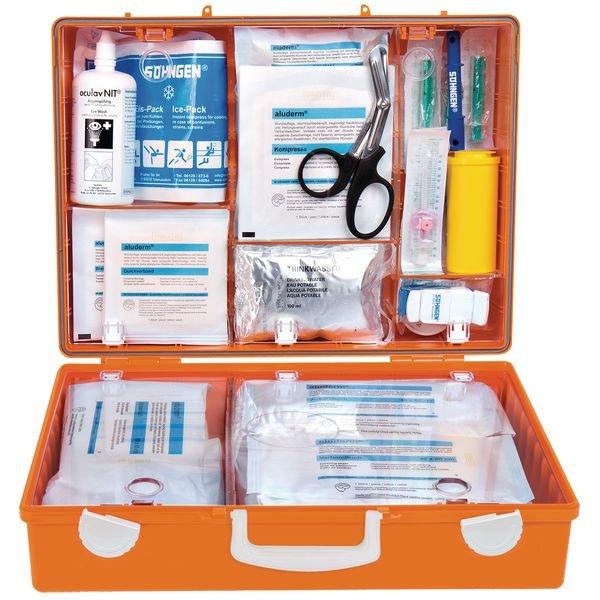 SÖHNGEN Erste-Hilfe-Koffer Brandverletzung - Erste Hilfe und Hygiene
