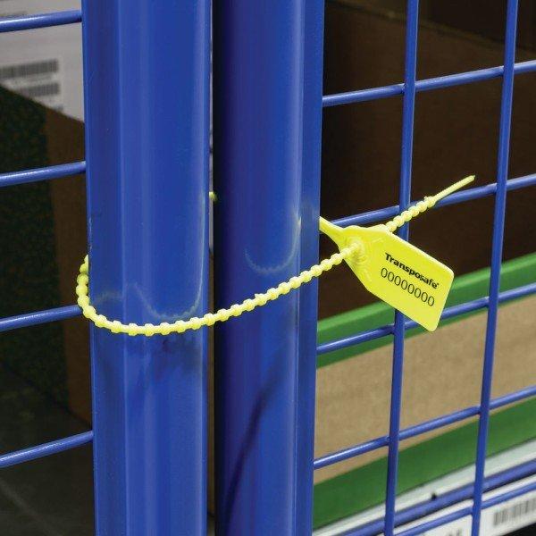 Sicherheitsplomben PULL UP, individuell - Plomben, Plombendraht, Plombenzangen