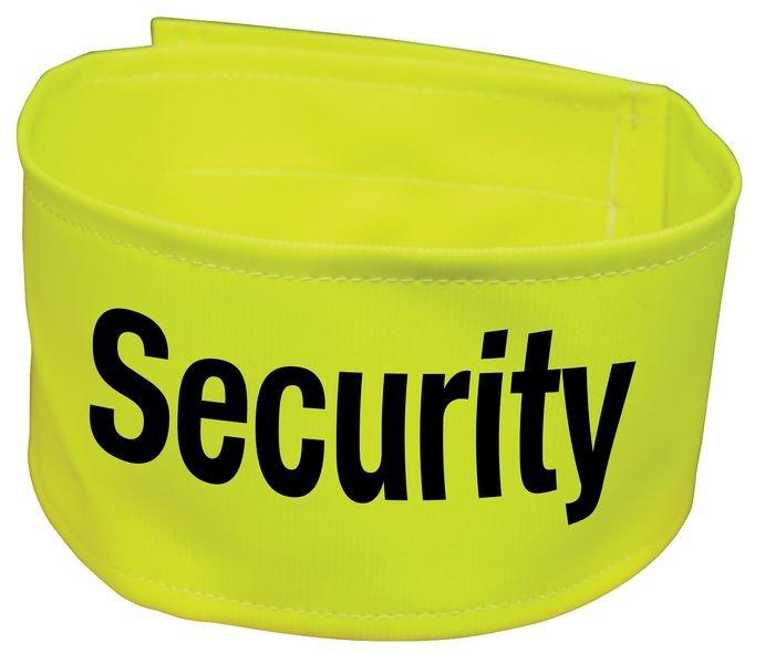 Warnbinden Security, fluoreszierend