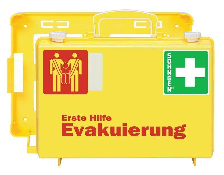 SÖHNGEN Evakuierungskoffer inkl. Rettungssitz
