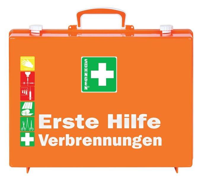 SÖHNGEN Erste-Hilfe-Koffer Brandverletzung