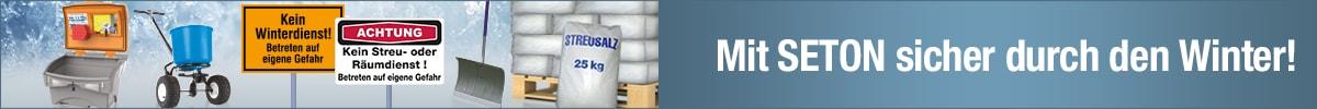 SETON Winterdienst-Shop - Streugut, Räumdienst-Bedarf