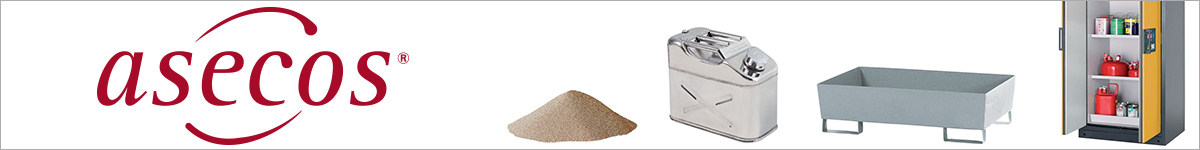 asecos Produkte jetzt online bestellen