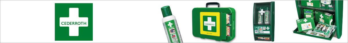 Cederroth Erste-Hilfe-Produkte online bestellen