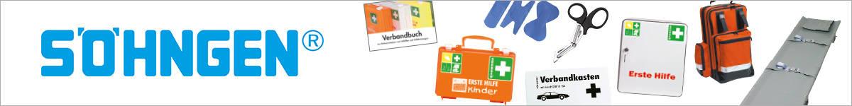 Söhngen Erste-Hilfe-Produkte jetzt kaufen