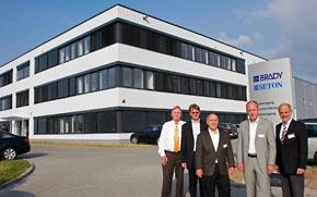 Neues Gebäude Egelsbach 2009