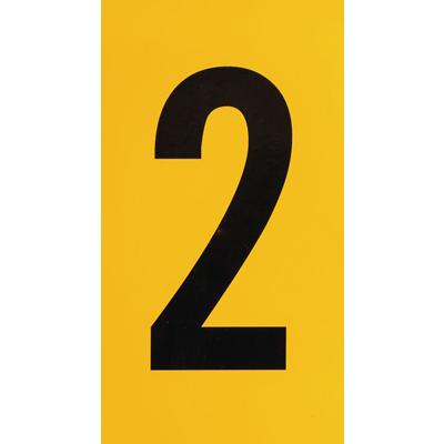 ToughWash Zahlenschilder