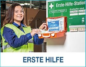Erste Hilfe - jetzt für den Notfall ausstatten: 15% Rabatt mit der Vorteilsnummer B3605