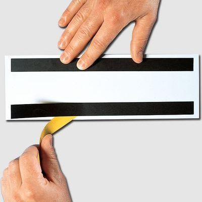 Magnetbänder, selbstklebend