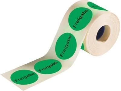 Qualitätsetiketten aus Papier