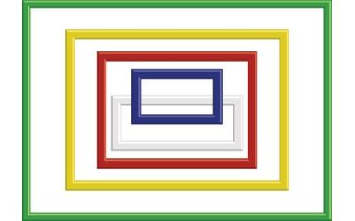 Rahmenschilder für Ihre Lagerkennzeichnung