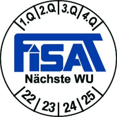 SETON individuelle Prüfplaketten 'Fisat'