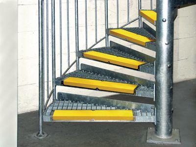 Stufenkantenprofil zum Aufschrauben