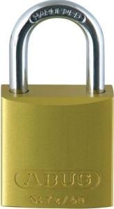ABUS Aluminium Lockout-Schloss