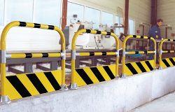 Schutzbügelsystem mit Unterfahrschutz