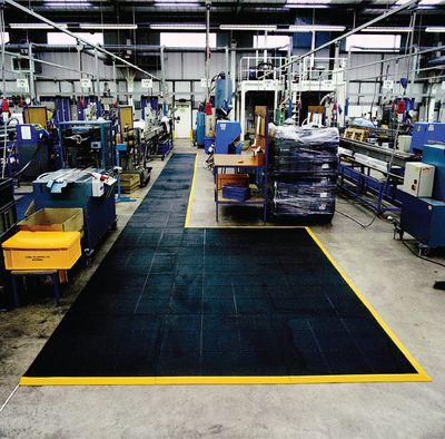 Industrie-Komfortmatten