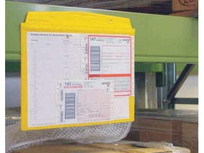 Selbstklebetaschen für die Lagerkennzeichnung