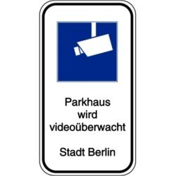 Vorlage: Parkhaus wird videoüberwacht - Stadt
