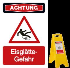 Vorlage: Eisglätte-Gefahr