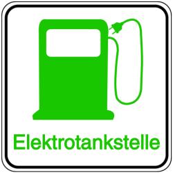 Vorlage: Elektrotankstelle
