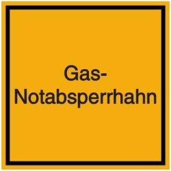Vorlage: Gas-Notabsperrhahn