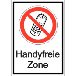 Vorlage: Handyfreie Zone