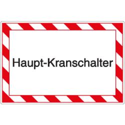 Vorlage: Haupt-Kranschalter
