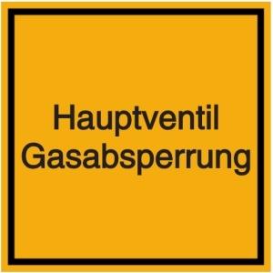 Vorlage: Hauptventil Gasabsperrung